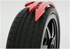 tires feathering wear