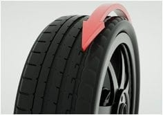 Tires one side wear